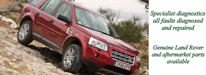 red freelander NEW